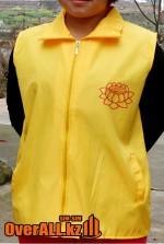 Желтые жилеты, пошив на заказ.