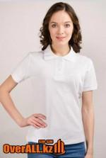 Футболки женские с коротким рукавом, белый цвет, пошив на заказ.