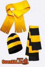 Пошив зимних шарфов и шапок.