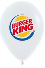 Печать логотипа на шарах