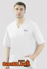 Медицинская мужская куртка