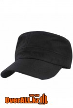 Армейская черная кепка