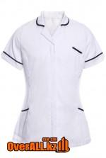 Форменная белая блузка