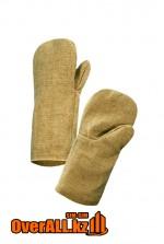 Брезентовые рукавицы