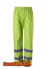 Салатовые светоотражающие брюки
