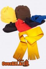 Шарфы и шапки на заказ