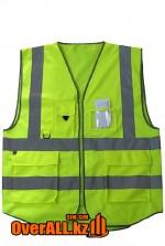 Светоотражающий жилет с карманами