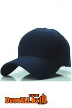 Фетровая кепка, синяя