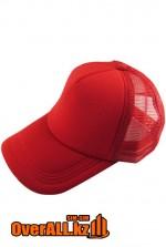 Красная промо кепка под логотип