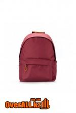 Промо рюкзак под нанесение логотипа, красный