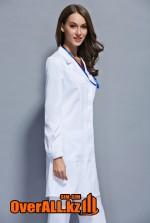 Классический женский медицинский халат