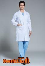 Классический мужской медицинский халат