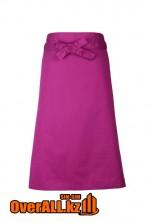Полуфартук фиолетовый
