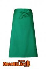 Полуфартук зеленый