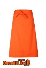 Полуфартук оранжевый