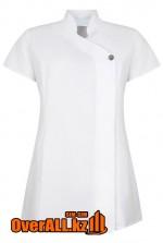 Форменная блузка, белая