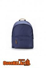 Промо рюкзак под нанесение логотипа, синий