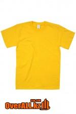 Желтая детская Т-футболка