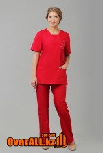Женская хирургическая пижама